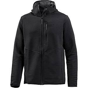 JACK WOLFSKIN Outdoorová bunda čierna vyobraziť