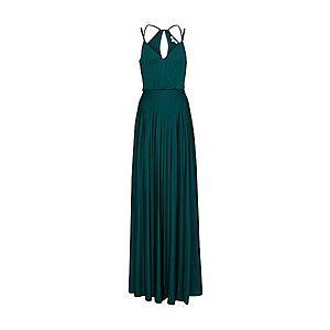 ABOUT YOU Letné šaty 'Falda' smaragdová vyobraziť