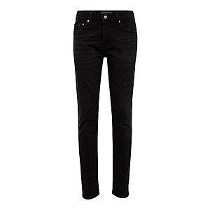 Calvin Klein Jeans Džínsy 'CKJ 026 SLIM' čierny denim vyobraziť