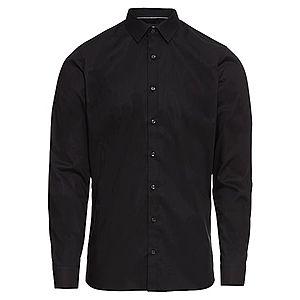 OLYMP Biznis košeľa čierna vyobraziť