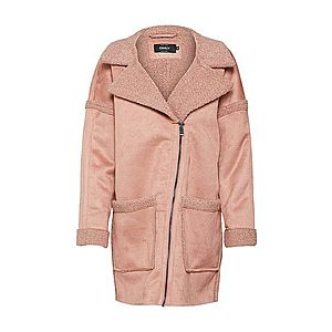 ONLY Zimný kabát staroružová vyobraziť