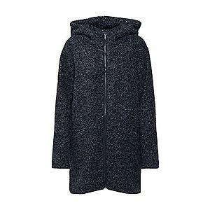 ONLY Zimný kabát 'onlALLIE CELESTE HOODED WOOL COAT OTW' tmavomodrá vyobraziť