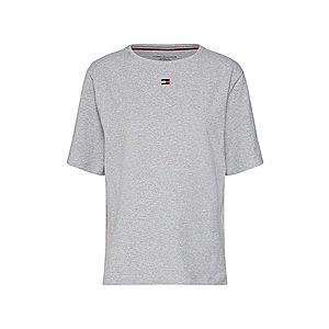 Tommy Hilfiger Underwear Tričká na spanie sivá melírovaná vyobraziť
