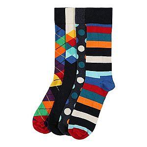 Happy Socks Ponožky 'Mix' zmiešané farby vyobraziť