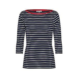 TOM TAILOR Tričko námornícka modrá / červená / biela vyobraziť