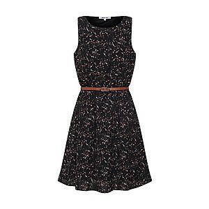 ABOUT YOU Šaty čierna / červená vyobraziť