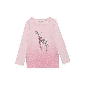 Sanetta Kidswear Tričko staroružová vyobraziť