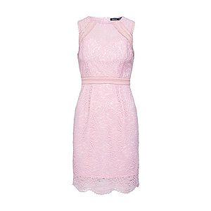 Boohoo Kokteilové šaty ružová vyobraziť