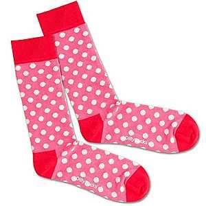 biela/červená/pink vyobraziť