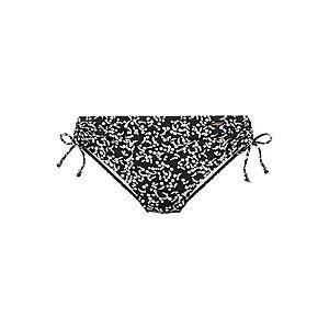 LASCANA Bikinové nohavičky 'Meadow' čierna vyobraziť