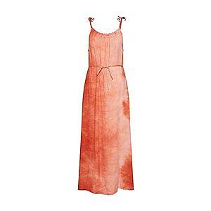 ABOUT YOU Letné šaty 'Corinna' oranžová vyobraziť