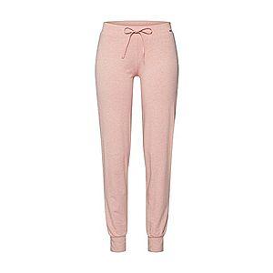 Skiny Pyžamové nohavice ružová vyobraziť