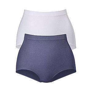 PETITE FLEUR Formujúce nohavičky biela / námornícka modrá vyobraziť