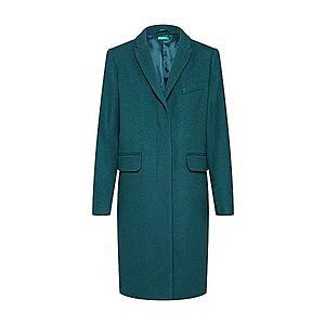 UNITED COLORS OF BENETTON Prechodný kabát zelená vyobraziť