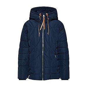 khujo Zimná bunda 'JADEA' námornícka modrá vyobraziť