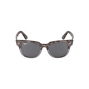 Ray-Ban Slnečné okuliare 'METEOR' sivá / čierna vyobraziť