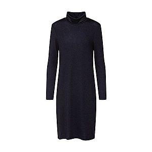 VERO MODA Pletené šaty 'MALENA' čierna vyobraziť