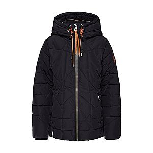 khujo Zimná bunda 'JADEA' koňak / čierna vyobraziť