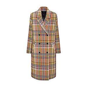 Samsoe Samsoe Prechodný kabát 'Tille' žlté / hnedé vyobraziť