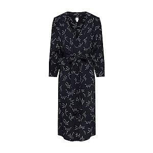 GAP Šaty zmiešané farby / čierna vyobraziť
