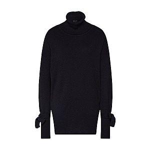 Farina Opoku Oversize sveter 'LILA' čierna vyobraziť