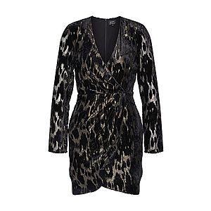 Bardot Šaty 'ARIELA' čierna vyobraziť