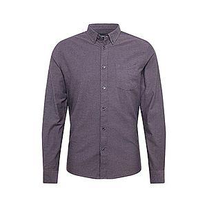 Sivá košeľa Burton Menswear London vyobraziť