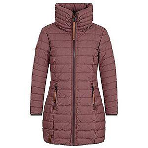 naketano Zimný kabát vínovo červená vyobraziť