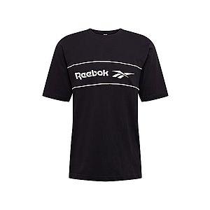 Reebok Classic Tričko čierna vyobraziť