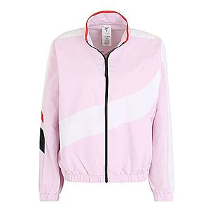 REEBOK Športová bunda ružová / červené / čierna / biela vyobraziť