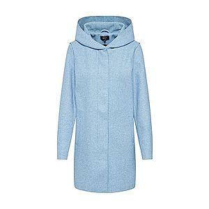 ONLY Prechodný kabát 'ONLSIRI BONDED HOOD COAT' dymovo modrá vyobraziť