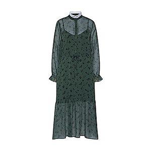 mbym Košeľové šaty 'Diaz' zelená vyobraziť