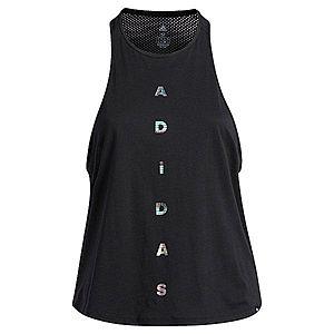 ADIDAS PERFORMANCE Športový top čierna vyobraziť