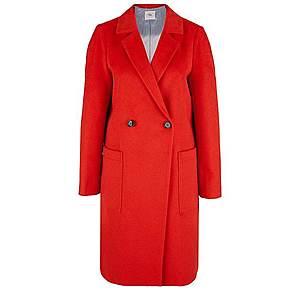 s.Oliver Prechodný kabát červené vyobraziť