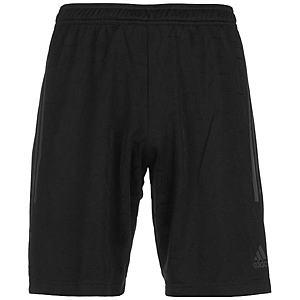 ADIDAS PERFORMANCE Športové nohavice sivá melírovaná / čierna vyobraziť