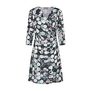 Cartoon Letné šaty biela / čierna / ružová / zelená vyobraziť
