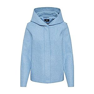 ONLY Prechodná bunda 'ONLSIRI BONDED HOOD JACKET' modrá vyobraziť