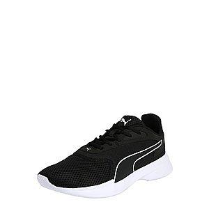 PUMA Bežecká obuv 'Jaro' biela / čierna vyobraziť