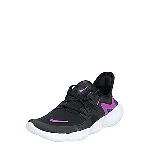 NIKE Bežecká obuv 'WMNS RIUN Free 5.0' fialová / čierna vyobraziť
