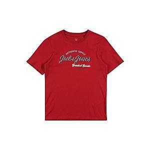 Jack & Jones Junior Tričko červené vyobraziť