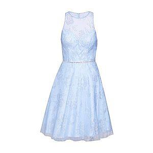 LUXUAR Kokteilové šaty strieborná / svetlomodrá vyobraziť
