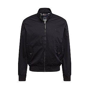 POLO RALPH LAUREN Prechodná bunda čierna vyobraziť