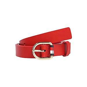 TOMMY HILFIGER Opasky 'Corporate Belt 2.5' červené vyobraziť