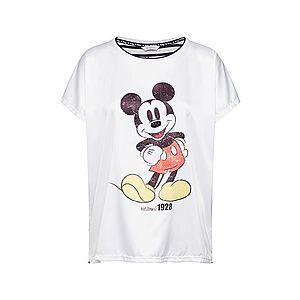 Frogbox Tričko 'Mickey' biela vyobraziť