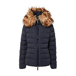 Superdry Zimná bunda modrá vyobraziť