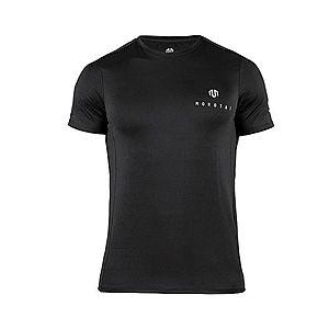 MOROTAI Funkčné tričko čierna / biela vyobraziť