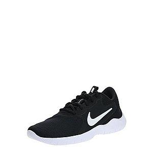 NIKE Bežecká obuv 'Flex Experience Run 9' čierna / biela vyobraziť
