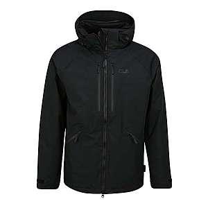 JACK WOLFSKIN Outdoorová bunda 'GLEN CANYON' čierna vyobraziť