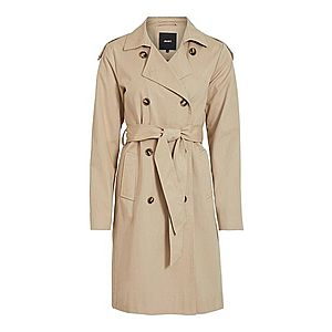 OBJECT Prechodný kabát béžová vyobraziť