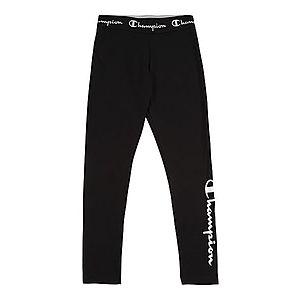 Champion Authentic Athletic Apparel Nohavice biela / čierna vyobraziť
